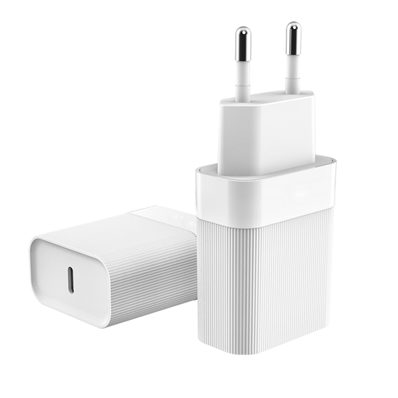 PD 20W usb c fast charger for iphone 12